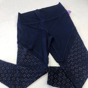 Primary Photo - BRAND: AERIE STYLE: ATHLETIC CAPRIS COLOR: NAVY SIZE: XL SKU: 198-19888-36043