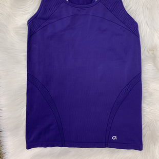 GapFit Athletic Tank Top Small - PURPLE SIZE SMALL.