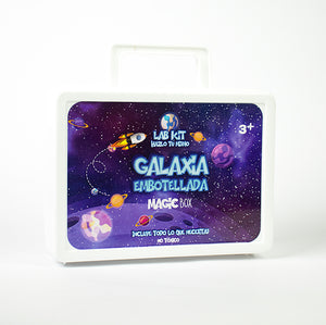 Kit Experimento Galaxia - Magic Box