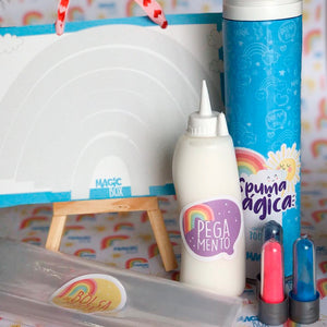 Kit Espuma Mágica - Magic Box