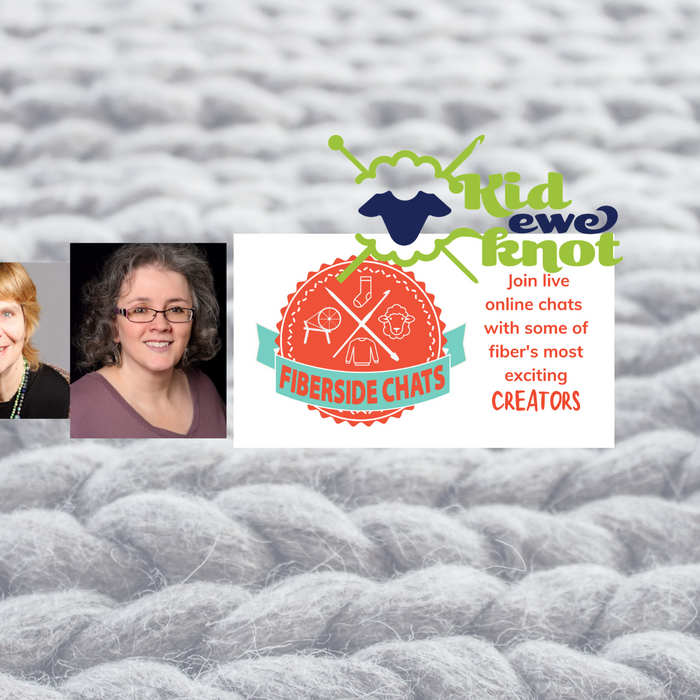 Fiberside Chat with Jennifer Miller and Alissa Barton