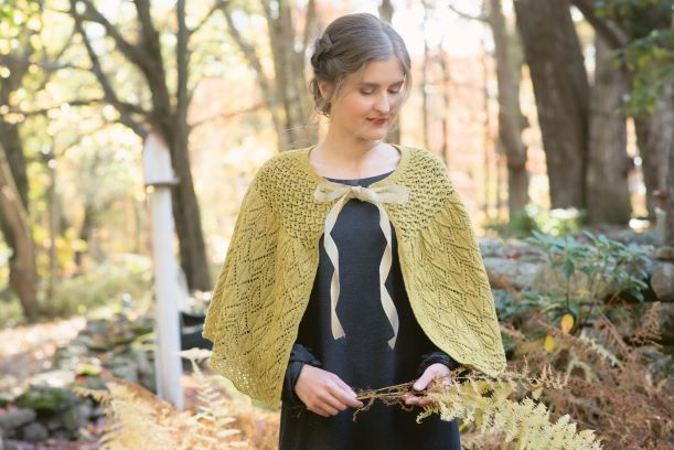 Sauveuses Cape Outlander Knitting Kit