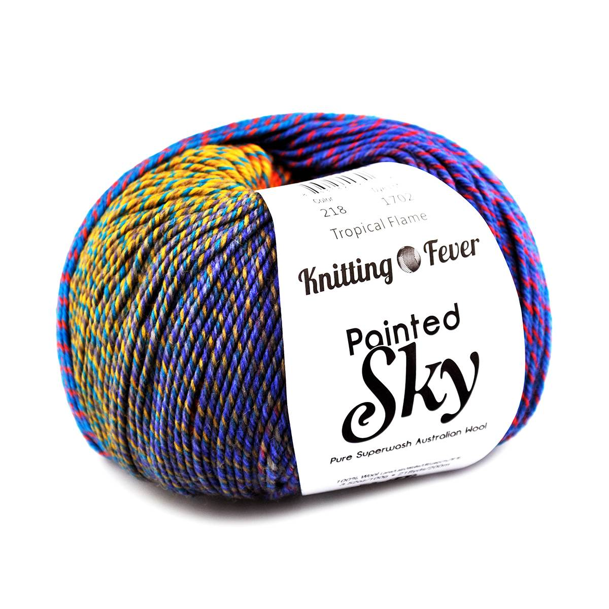 Painted Sky by Knitting Fever
