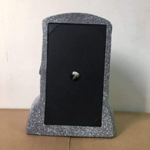 Tissue Box Cover Easter Island Head Shaped Tissue Case Square Tissue Container Holder for Bathroom