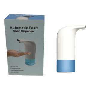 Touchless Automatic Foam Soap/Sanitizer Dispenser