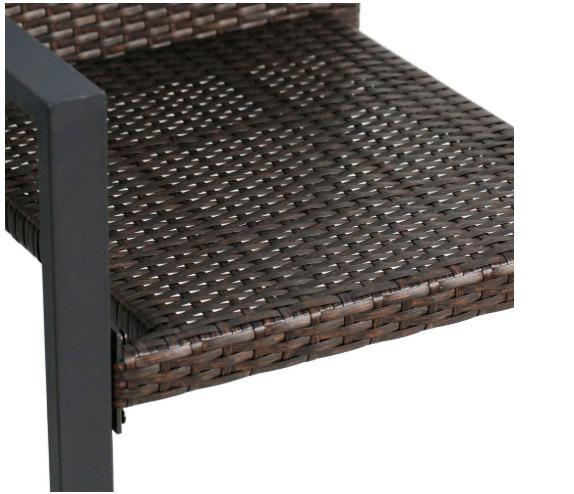 Madrid Fire Pit 5 pcs Set