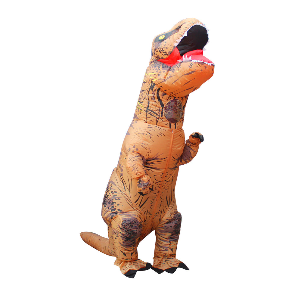 Adult-size Inflatable Dinosaur Costume