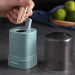 Press Design Toothpick Holder