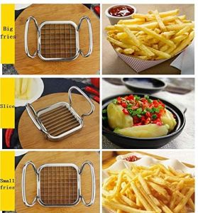 5-in-1 Multi-Functional Food Chopper, Slicer, Corer, Divider and Cutter
