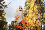 40 inch Ghost Windsock Halloween Hanging Decoration