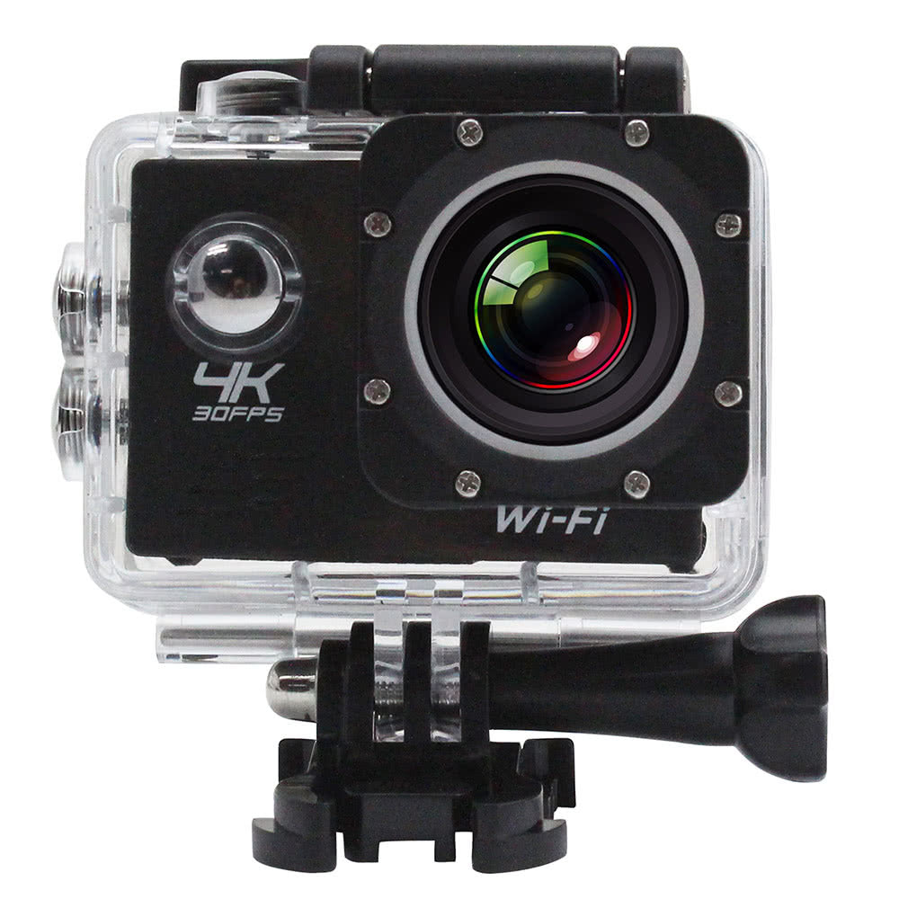 V3 Wifi 4K 30fps 1080P 60fps 16MP Sports Action Camera Gopro
