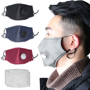 5-Layer PM2.5 Activated Carbon Filter Anti-bacteria Smog Dust Proof Mouth Mask