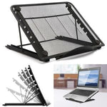 Durable Portable Foldable Notebook Laptop Holder Stand Bed Tray Cooling Rack