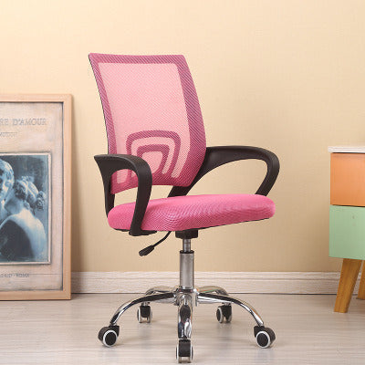 For UK Only OFFICE MESH CHAIR COMPUTER DESK FABRIC ADJUSTABLE ERGONOMIC 360° SWIVEL LIFT For UK Only