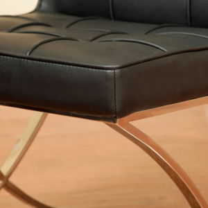 Leather Dining Accent