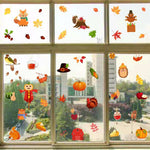 Autumn Window Decals