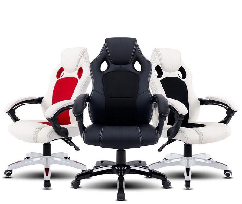 Gaming Chair Computer Office Internet Cafe chair Simple Home Can Reclined The Owner Revolving Game