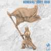 3D printing General Azadi Death Front Judi Ossi Female Guard alternative guard 3d printing