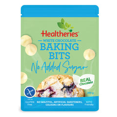 Keto Store NZ | Healtheries White Chocolate Baking Bits