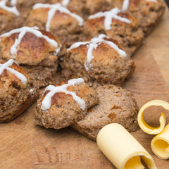 Keto Store NZ | Hot Cross Buns | Recipe Pack