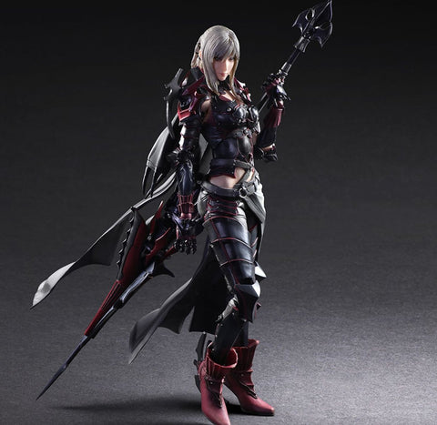 Aranea-Highwind-Final-Fantasy-XV-Play-Arts-Kai-Official-Merchandise-New-Sealed