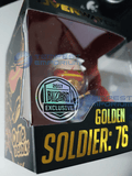 Golden Soldier 76 Blizzard Exclusive 2017 - Tempest Emporium