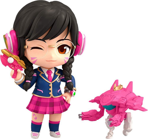Overwatch-D.Va-Academy-Skin-Edition-Nendoroid-Figure-Good-Smile-Company