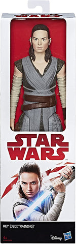 "Rey (Jedi Training) 12"" Action Figure Star Wars The Last Jedi - Tempest Emporium"