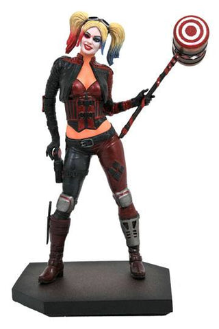 Harley Quinn 1/8 Injustice 2 DC Video Game Gallery PVC Statue (Preorder) - Tempest Emporium
