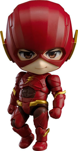 Flash Justice League Edition Nendoroid Figure - Tempest Emporium