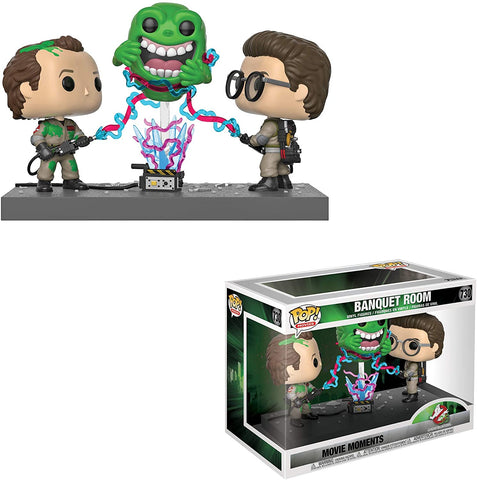 Ghostbusters Banquet Room No. 730 Funko Pop! 2 Pack Movie Moment - Tempest Emporium