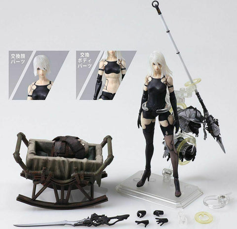 Nier-Automata-A2-Official-Merchandise-Bring-Arts-Brand-New-&-Sealed