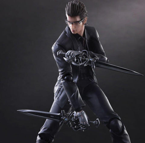 Ignis Final Fantasy XV Play Arts Kai - Tempest Emporium
