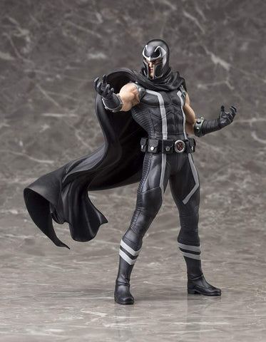 Magneto Black 1:10 ArtFX+ Statue (Slight box damage) - Tempest Emporium