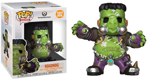 Roadhog Junkenstein's Monster Overwatch Figure No. 382 Funko Pop!