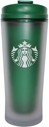 Starbucks Acrylic Frosted Siren Tumbler Green Grande 473 ml/16 fl oz