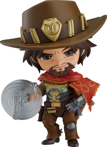Overwatch Mccree Nendoroid Figure