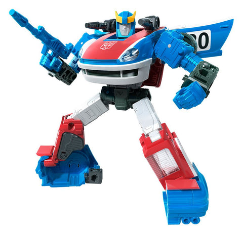 Transformers Generations War for Cybertron: Earthrise Smokescreen Figure