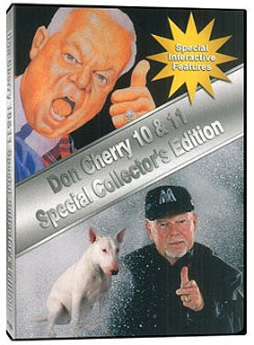 Don Cherry's Rock'em Sock'em Hockey 10 & 11 - 2 DVD Set