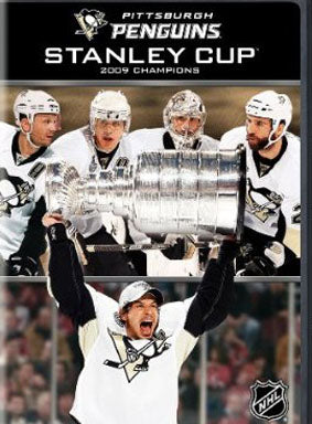 Pittsburgh Penguins 2009 Stanley Cup Champs - DVD
