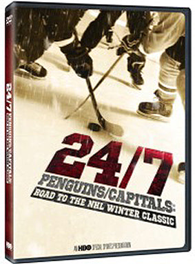 24-7 Penguins-Capitals: Road To The NHL Winter Classic - DVD