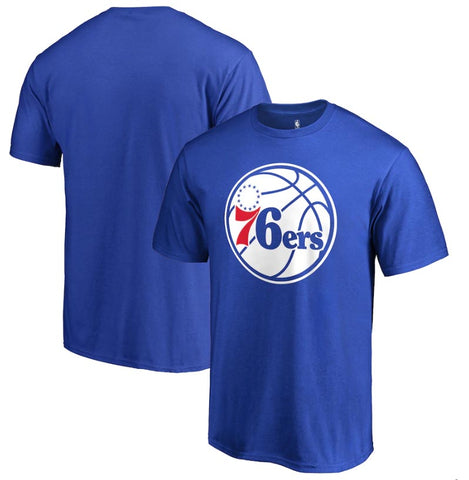 Philadelphia 76ers NBA Fanatics - Primary Team Logo T-Shirt