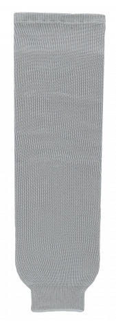 Solid Grey TS1080 - Knitted Socks