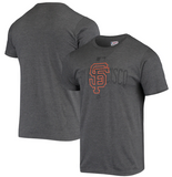 San Francisco Giants MLB Majestic - Clubhouse T-Shirt