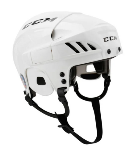 CCM FL40 - White Hockey Helmet