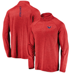 Washington Capitals NHL Fanatics - Quarter-Zip Pullover Jacket
