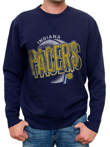 Indiana Pacers NBA Spring II Fleece Sweatshirt