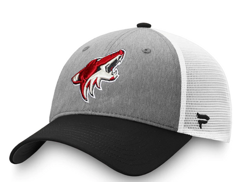 Arizona Coyotes NHL Fanatics - Trucker Snapback Cap