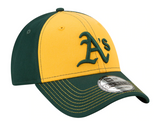 Oakland Athletics MLB New Era - Clutch Two-Tone 9FORTY Adjustable Cap