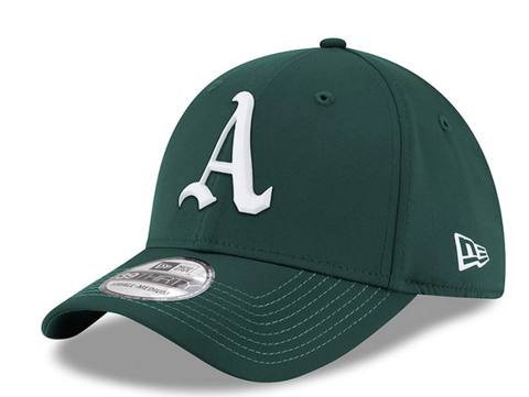 Oakland Athletics MLB New Era - On-Field Prolight 39THIRTY Flex Cap